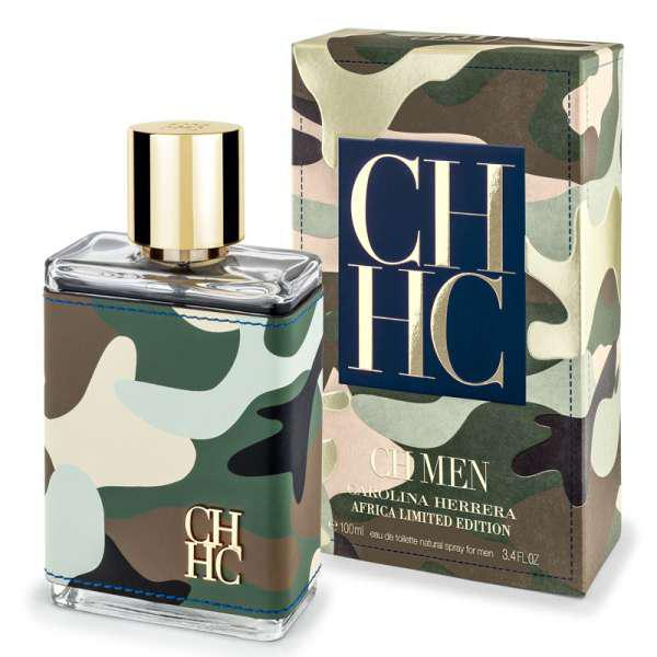 Carolina Herrera CH Men Africa